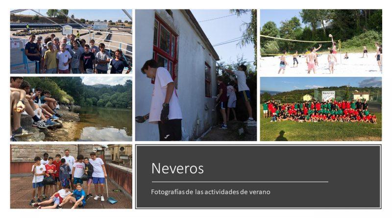 Fotografías de las actividades de Verano