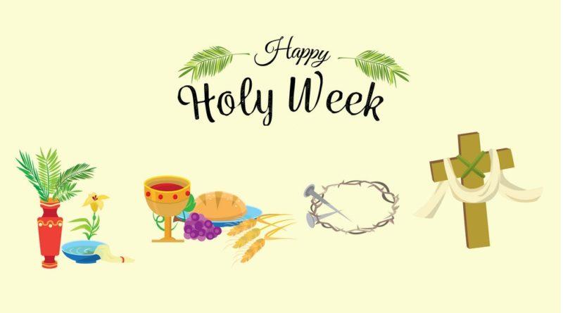 Convivencias de Semana Santa
